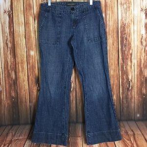 Banana Republic Factory Cargo Pocket Trouser Jeans